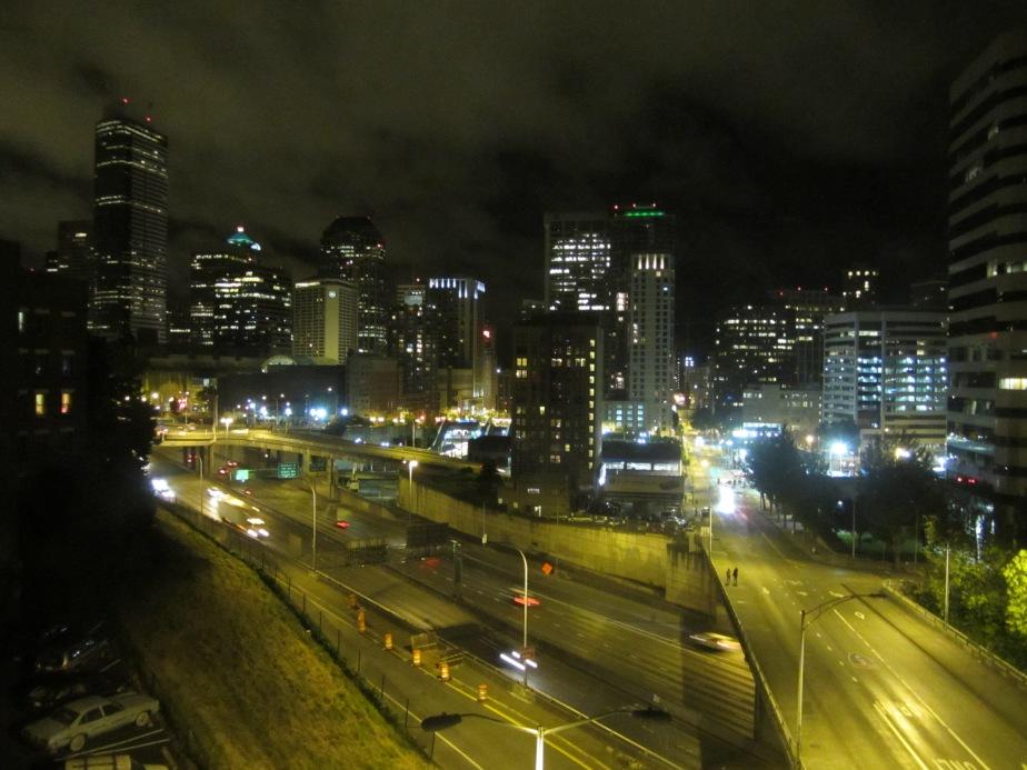 Speechless in Seattle