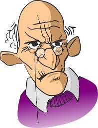grumpy old man # 1