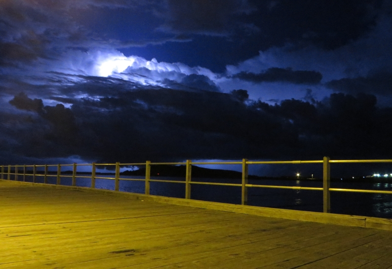 Jetty Lightening