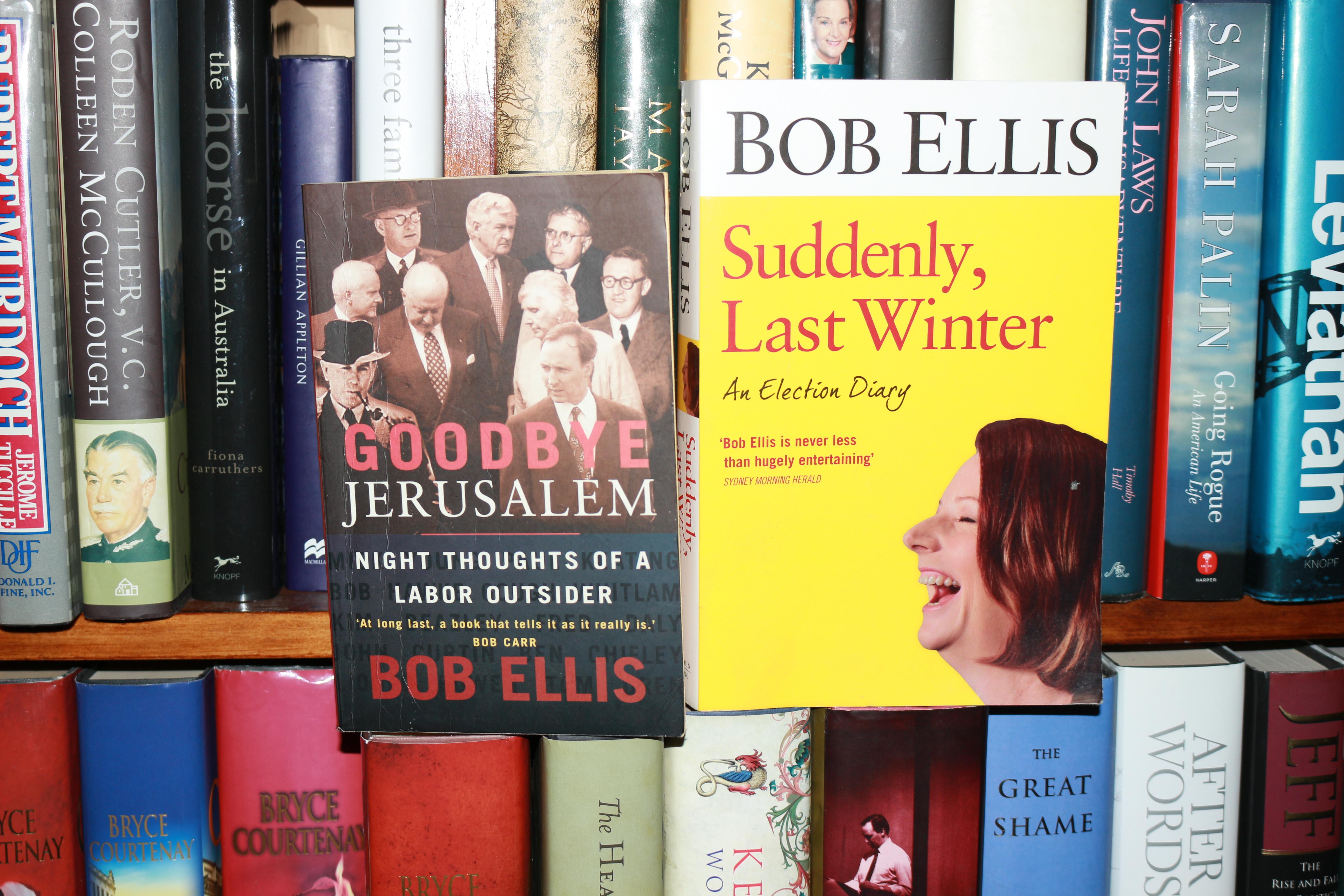 bob ellis books pic